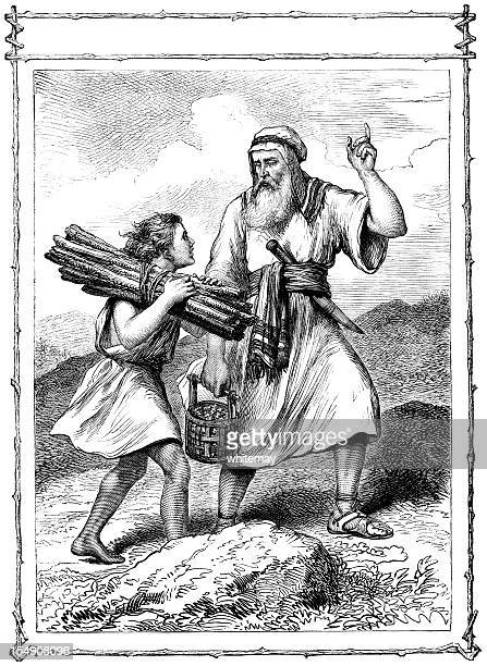 Abraham and Isaac (Victorian illustration)
