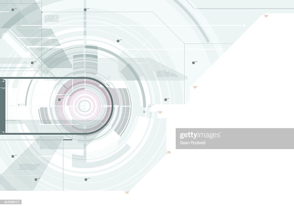 Abstract Diagram : Stock Illustration