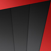 Black and red background, book cover, brochures