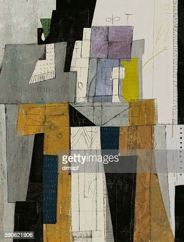Abstract : stock illustration