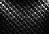 Abstract modern black carbon fiber textured material design for background, wallpaper, graphic design