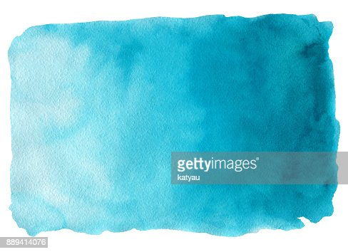 Abstract watercolor hand drawn background : stock illustration
