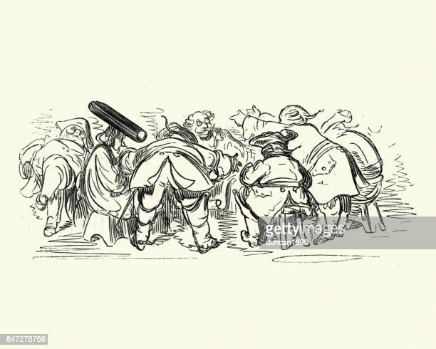 Adventures of Baron Munchausen, Council of War