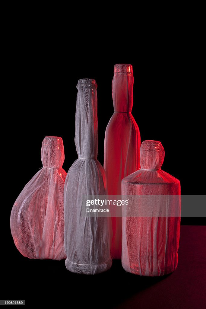 Alcohol Free In Red : Stock Illustration