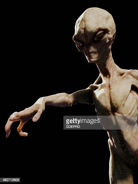 Alien, artwork