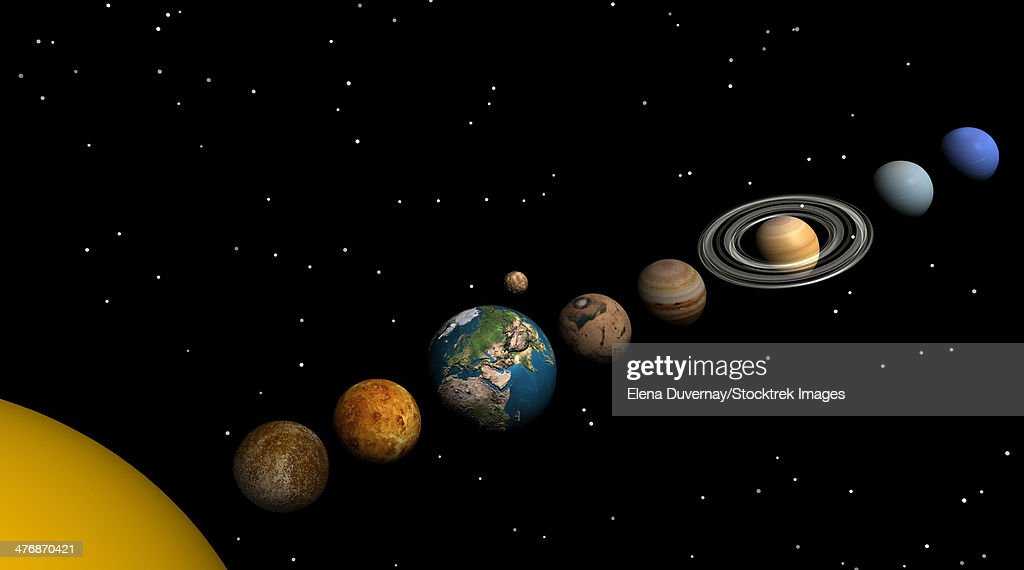 solar system earth and mars - photo #7
