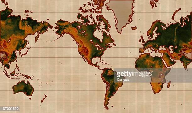 Altitude Map