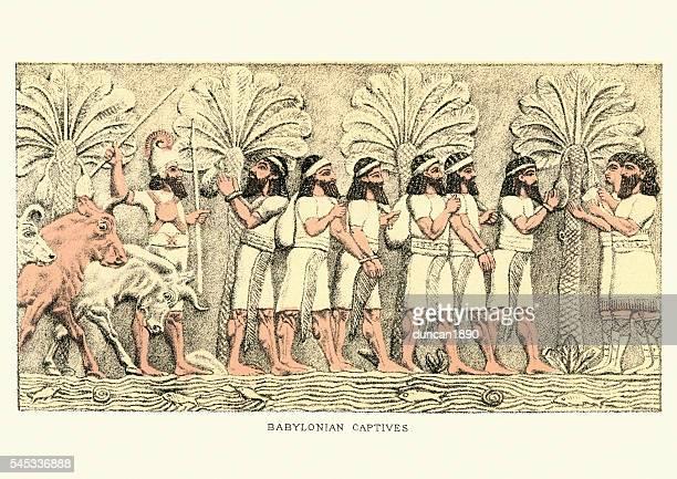 Antica Captives babilonesi