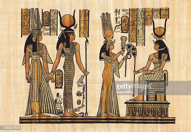 the culture and traditions of the ancient egyptians and norsemen People who claimed special knowledge of the divine or supernatural realms have appeared in many myths, legends, folktales, and religious traditions  those known as seers could see things hidden from ot.