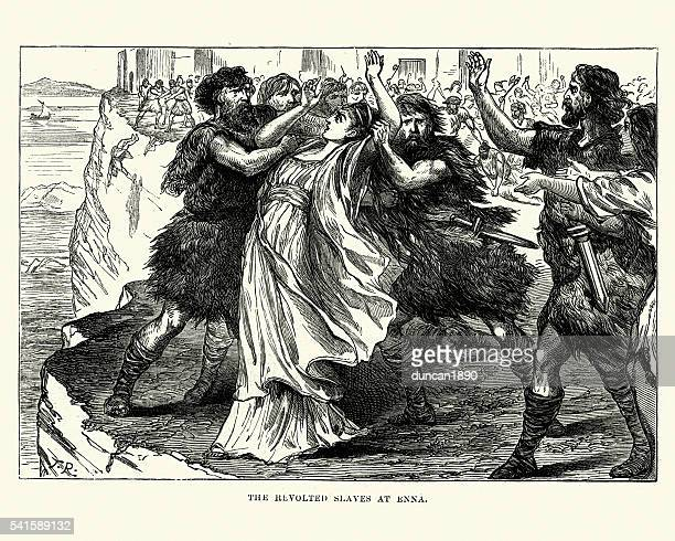 Ancient Rome - Slave Revolt at Enna