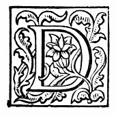 Illustration excerpt from 'The Works of Tennyson' by Lord Alfred Tennyson, Poet Laureate. First published in 1875, it contains a collection of his Poetry. Here we see an illustration of a flower or vi