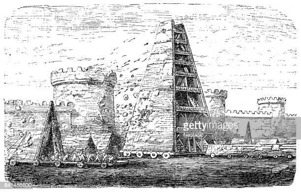 Antieke oorlogsmachine: Tower