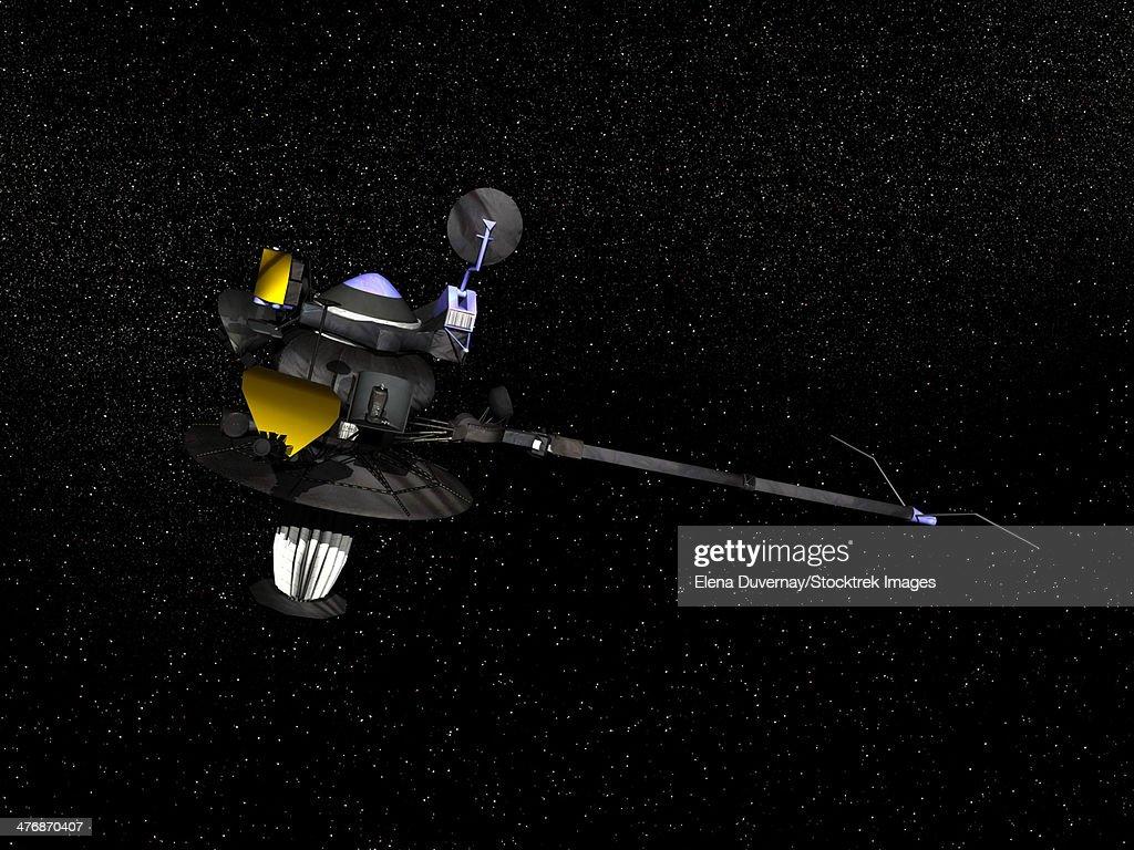 galileo orbiter probe mission to the jupiter system Nasa's interplanetary probe galileo spotted  the jupiter icy moons orbiter mission has  the electric ion propulsion system what could power jimo to jupiter.