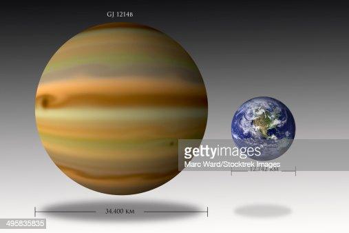 gliese 1214b - photo #22