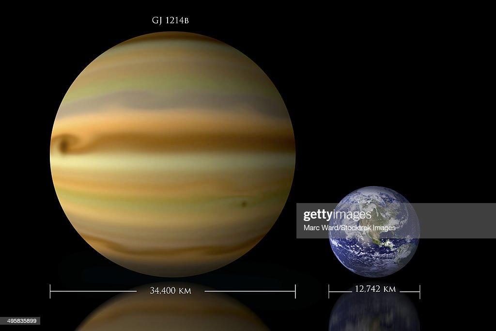 gliese 1214b - photo #18
