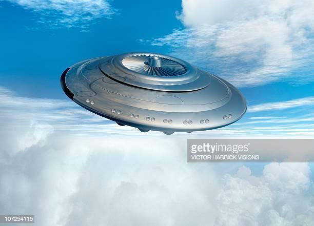 UFO, artwork