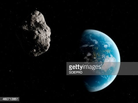 comet or asteroid approaching earth - photo #36