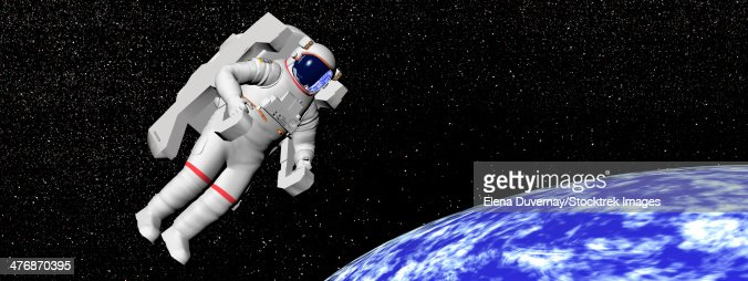 astronaut in space captions-#36