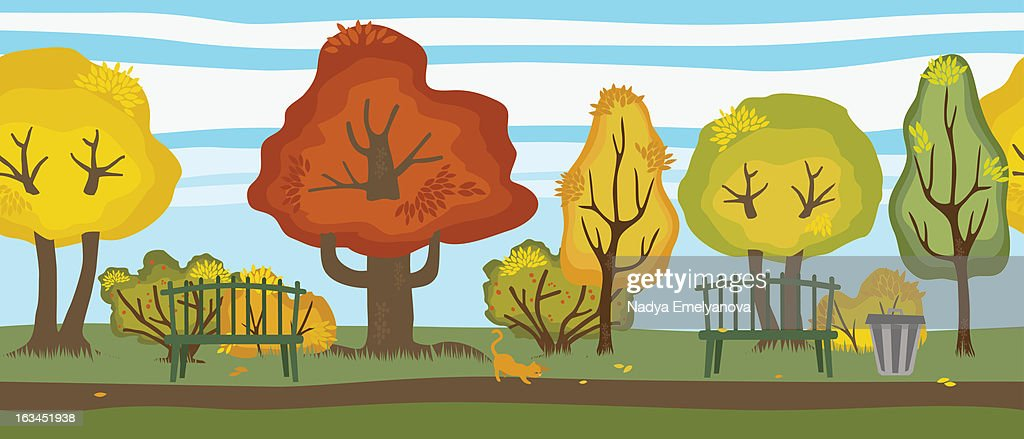 Autumn : Stock-Illustration