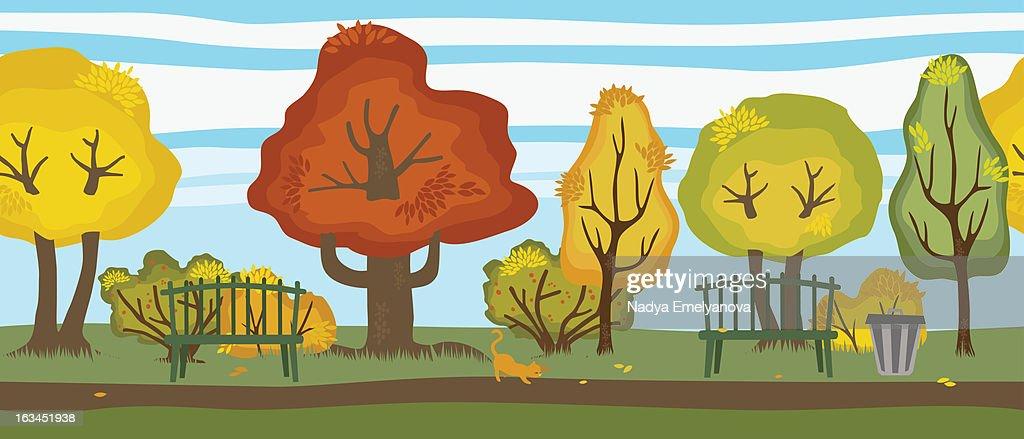 Autumn : Stock Illustration