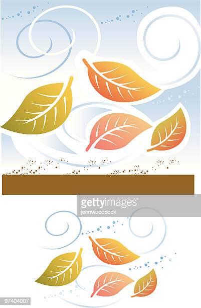 Herbst Winde