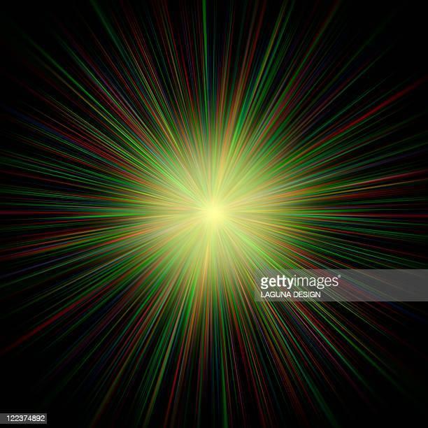 Big Bang, conceptual artwork