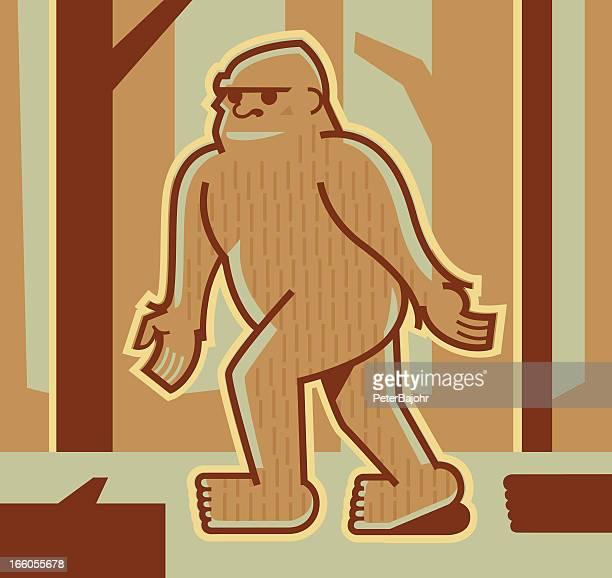Bigfoot or Sasquatch