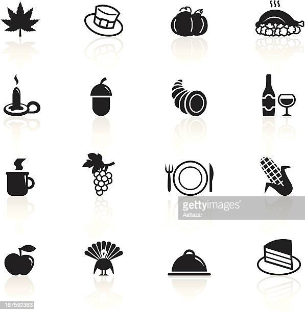 Black Symbols - Thanksgiving Day
