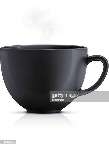 Black teacup-englische Redewendung