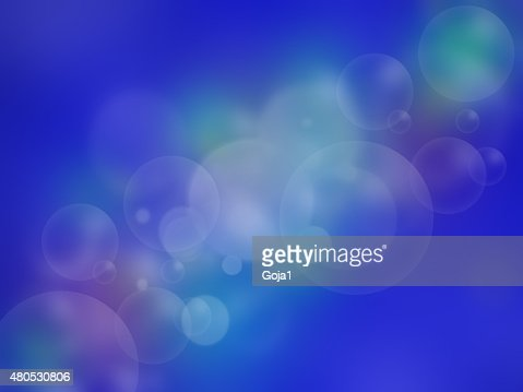 Blue abstract background : Stock Illustration