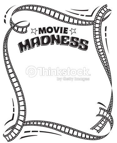 Film strip page border free — img 12