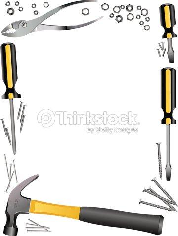 Border Tools Color stock vector | Thinkstock