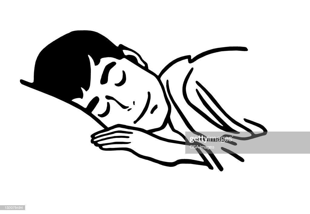Black People Sleeping In Bed