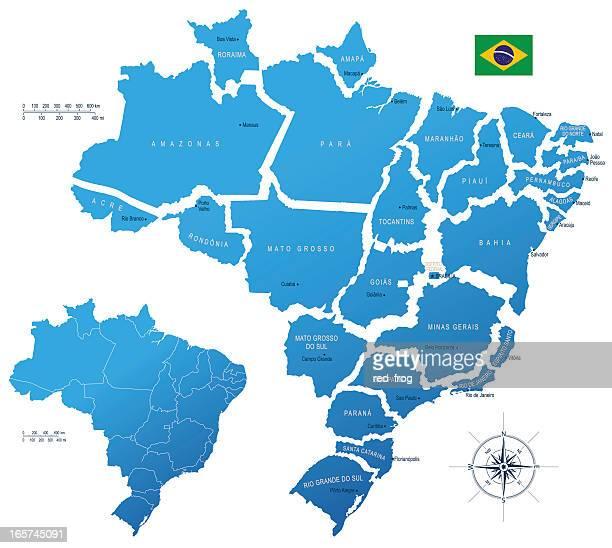 Brasilien, USA