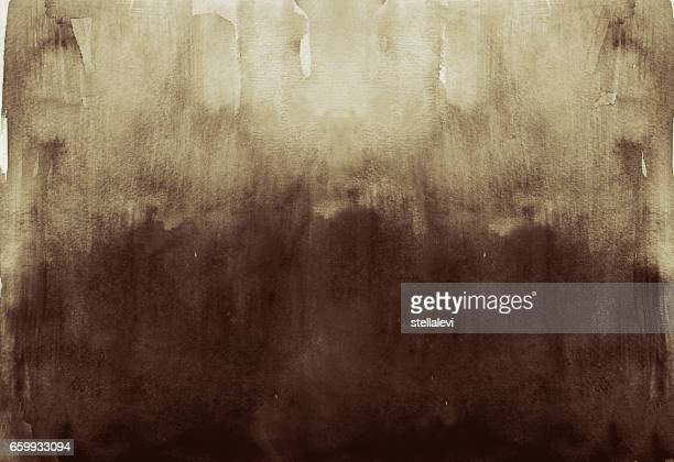 brown grundy watercolor background