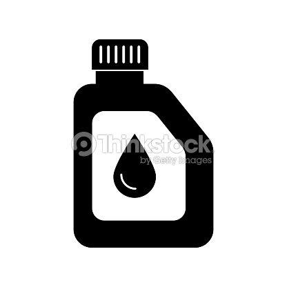 Canister Engine Oil Car Motor Template Stock Illustration Thinkstock
