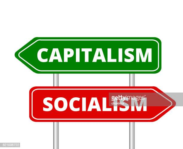 socialism over capitalism Washington, dc -- for the first time in gallup's measurement over the past decade, democrats have a more positive image of socialism than they.