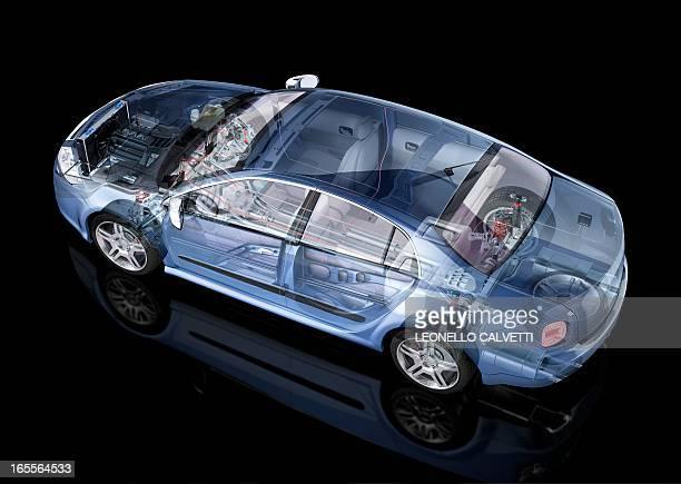 Car, artwork