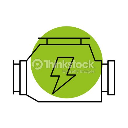 Auto Vergaser Motor Maschine Symbol Stock-Illustration | Thinkstock