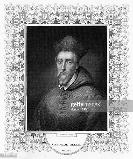 Cardinal Allen