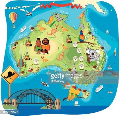 Clipart Map Of Queensland