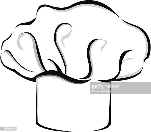 chefs hat stock illustrations and cartoons getty images