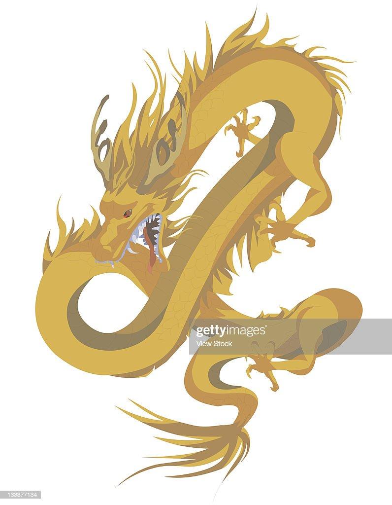 chinese culture,illustration : Stock Illustration