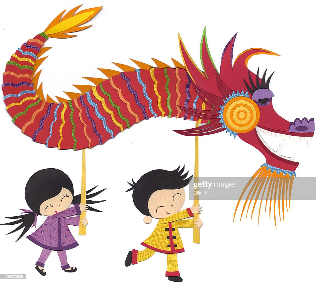 Chinese Calendar Illustration : Chinese new year illustration getty images