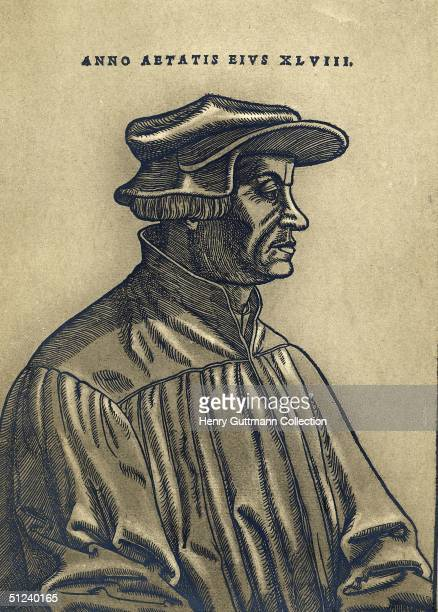 Circa 1515 Ulrich Zwingli Swiss theologian and leader of the Reformation in Switzerland