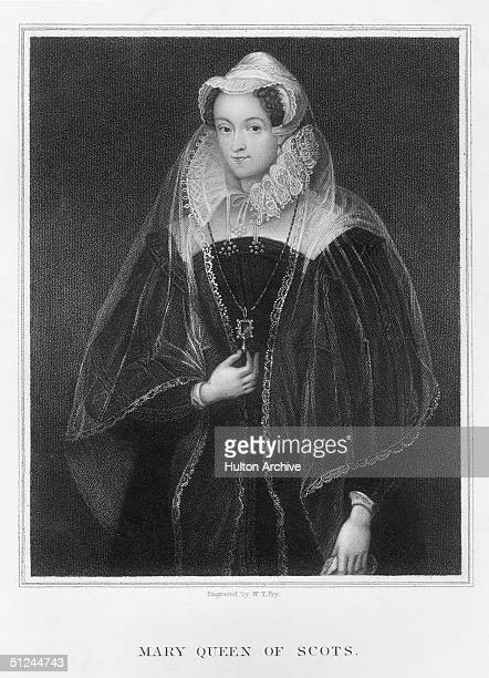 Circa 1587 Mary Stuart or Mary Queen of Scots Mary ascended to the throne when she was just six days old and abdicated in 1567 She was executed in...