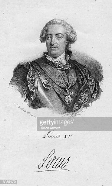 Louis XV King of France from 1715 Grandson and successor of Louis XIV he involved France in several wars and lost most of its colonial empire His...