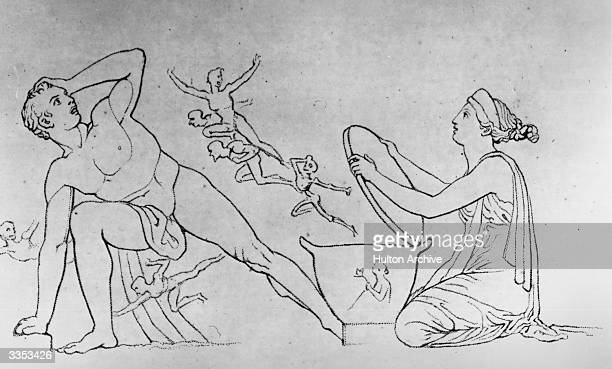 According to Greek mythology Pandora was the first woman on earth created by the god Hephaestus at the request of the god Zeus She was endowed with...