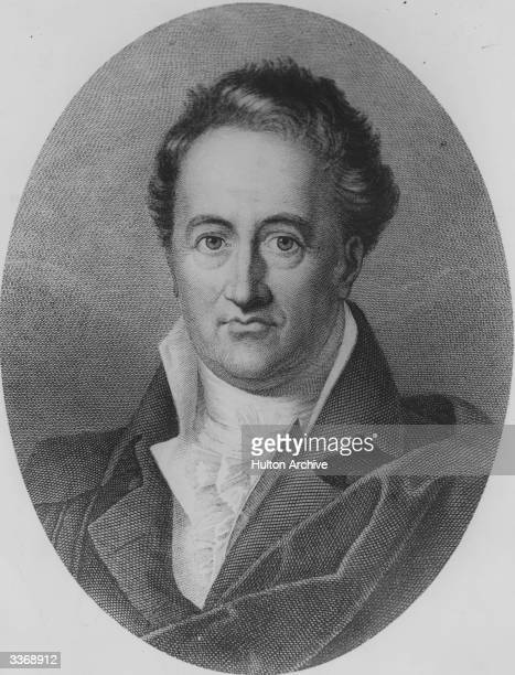 German poet Johann Wolfgang von Goethe the foremost representative of German Romanticism he is best known for his version of the Faust legend