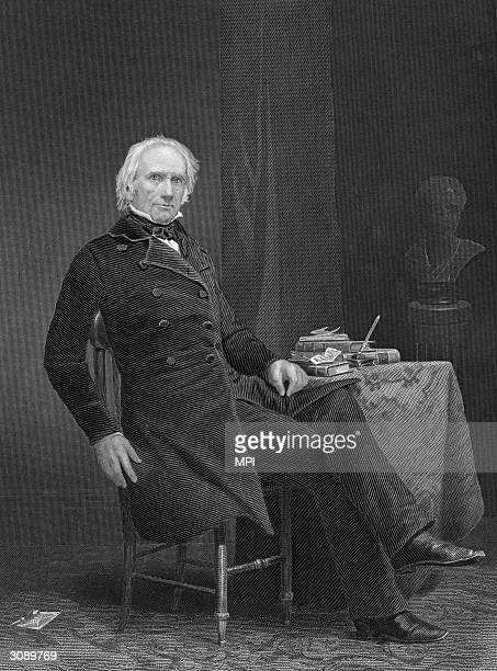 Henry Clay US Secretary of State from 1825 1828 and later a senator He spent the latter part of his career in trying to prevent the American Civil...